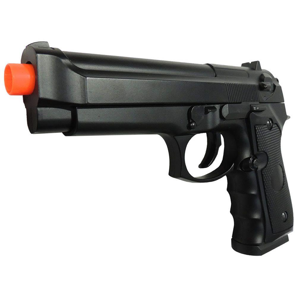 Pistola Airsoft Rossi Colt Spring Full Metal M296 6 mm