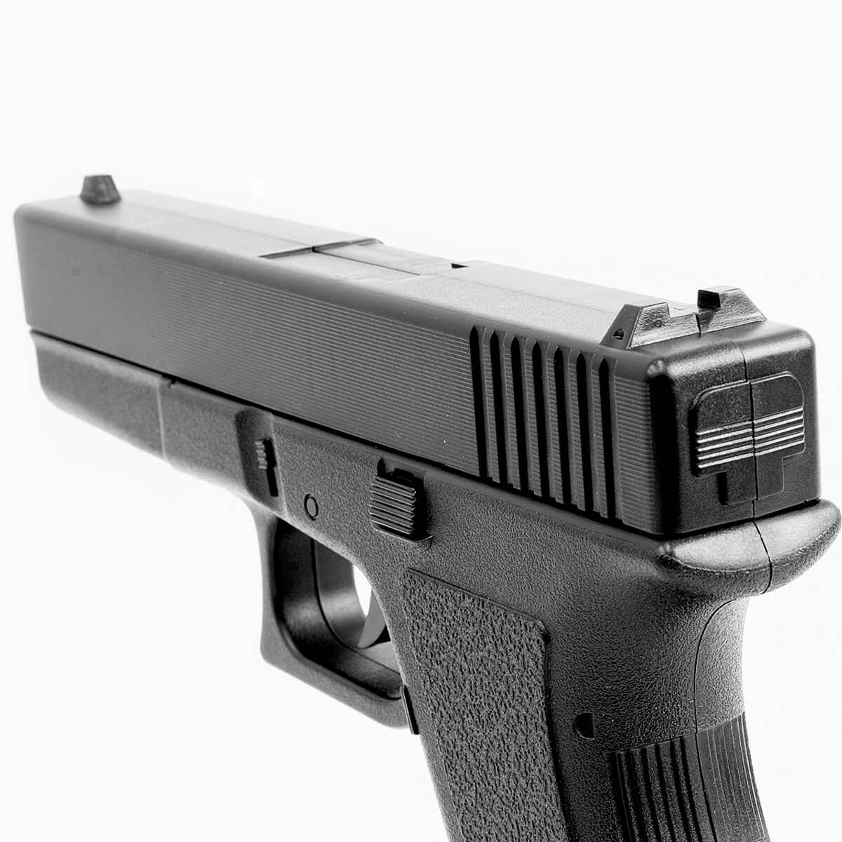 Pistola Airsoft Rossi Mola Pp Vg Gk-v307 6 mm