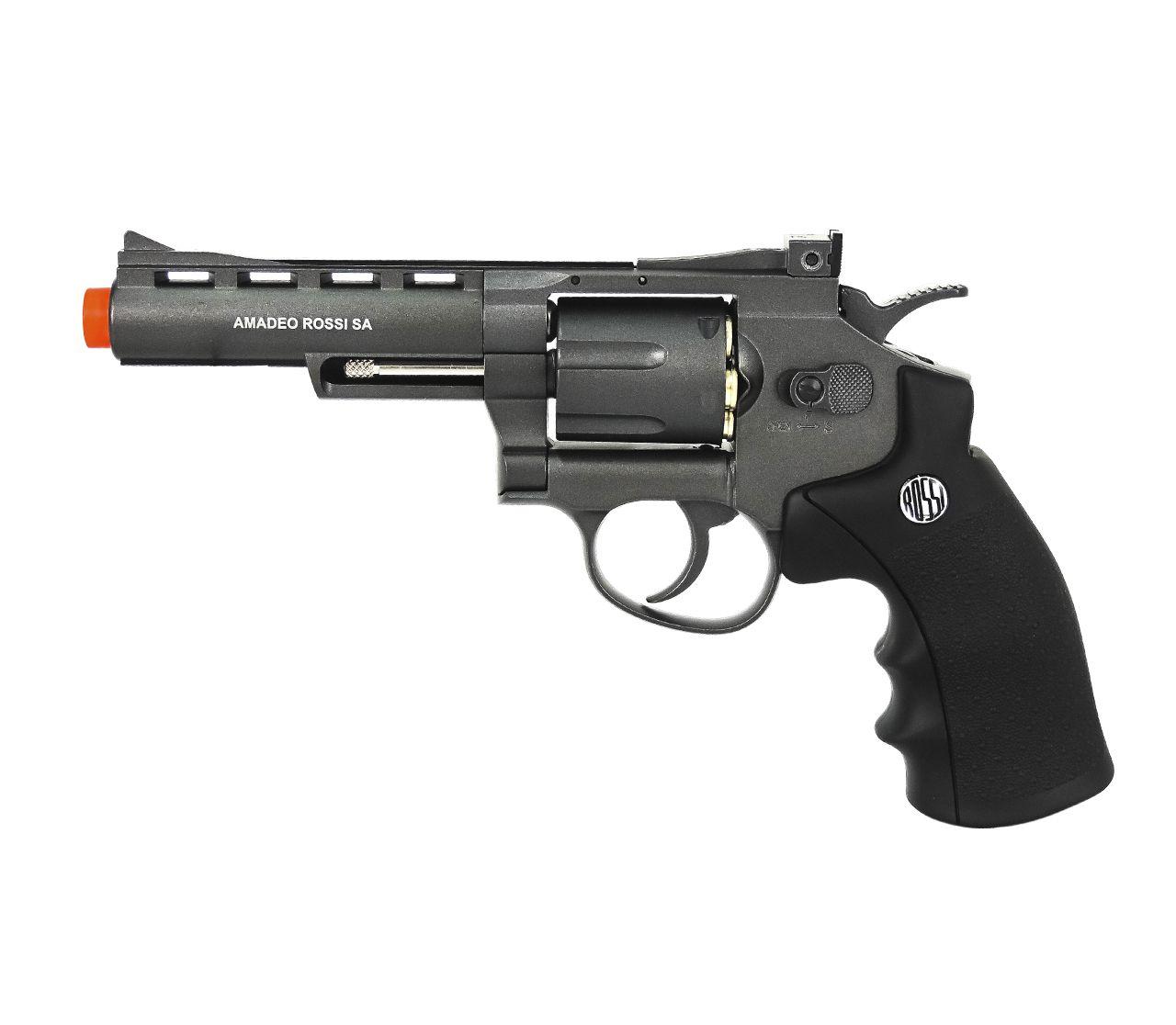 Revolver Airsoft Wingun 701 4Pol CO2 6 mm