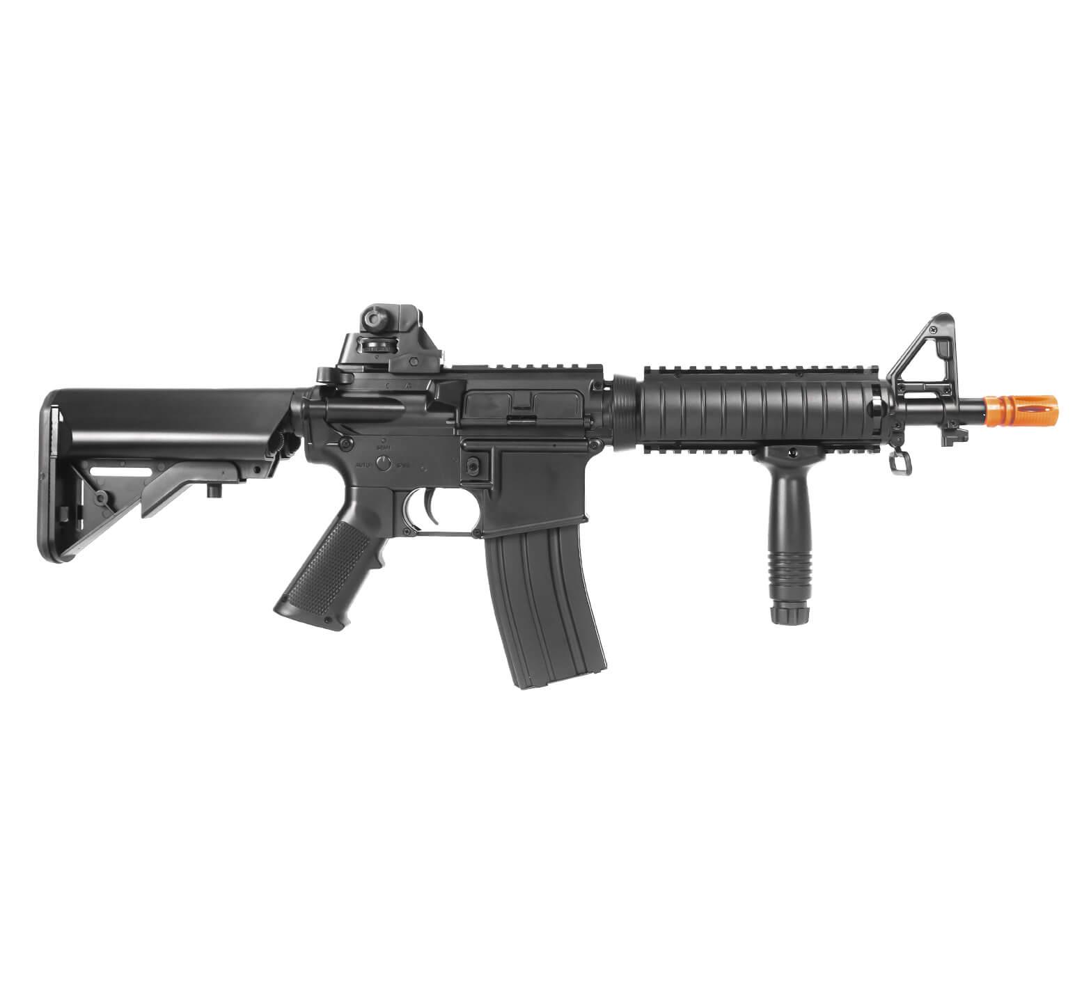 Rifle Airsoft M4 CQB H. (CM176) Elétrica 6 mm