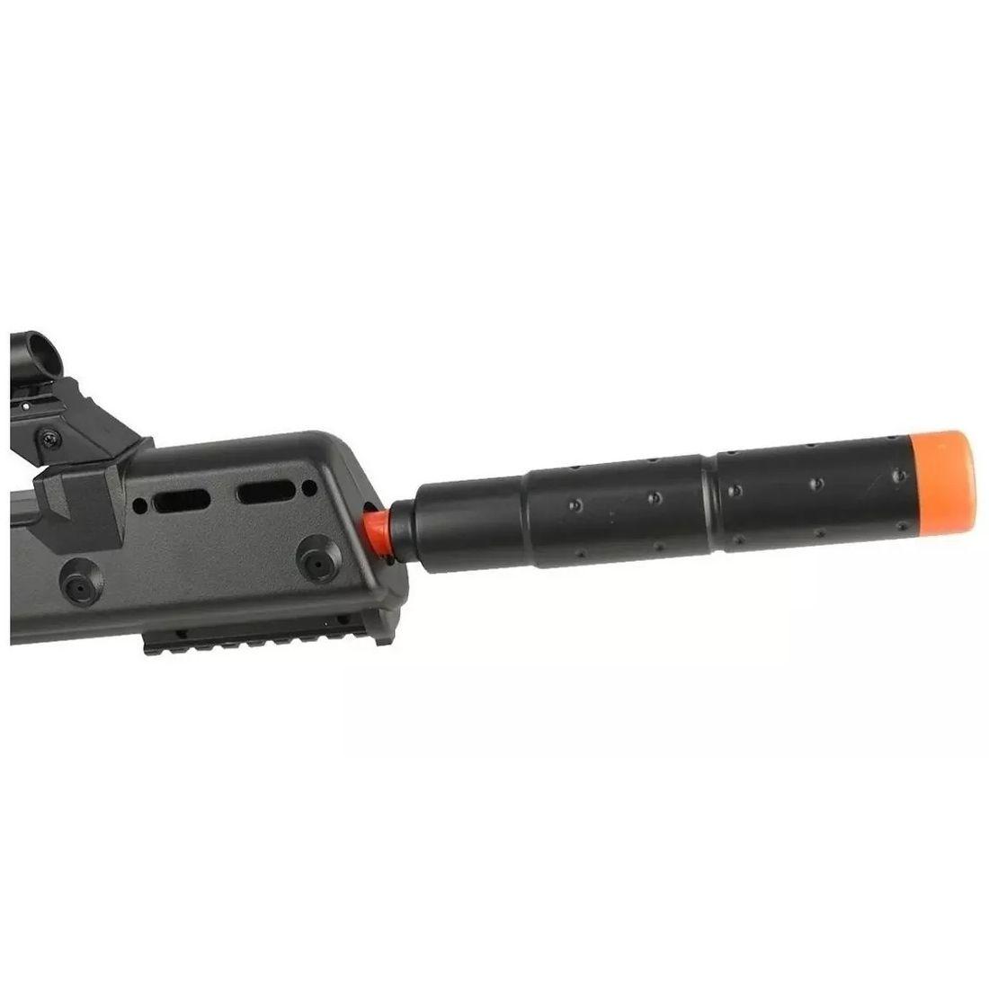 Rifle Airsoft Rossi Cyma G36 Cm021 Elétrica 6 mm