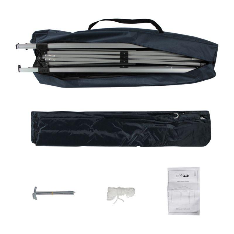 Gazebo 3x3 Bel Lazer Em Alumínio Fps 60 Articulado