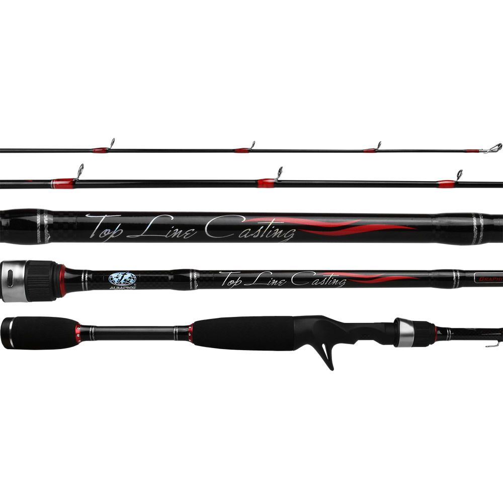 Vara Albatroz Carretilha Top Line 1.90 m 10-20 lbs