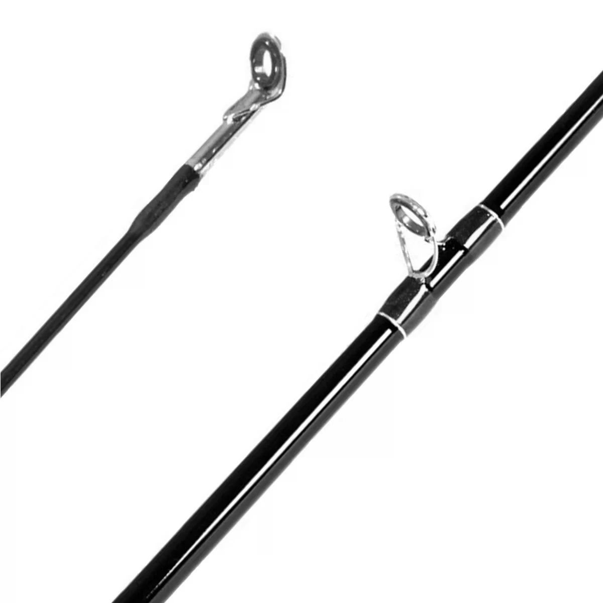 Vara Lumis Carretilha Infinity 1.83 m 08-20 lbs 2 Partes Black