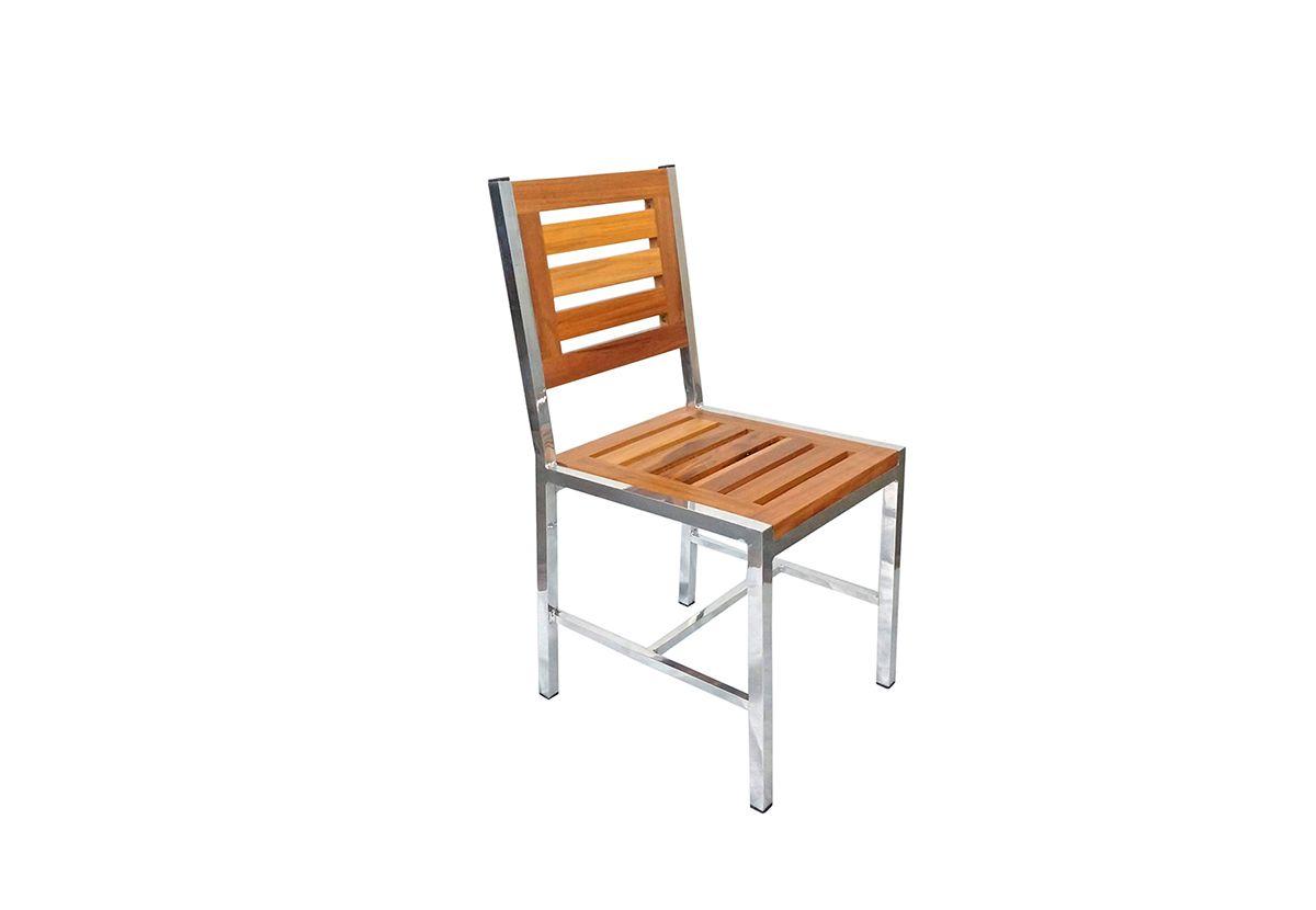 Cadeira Sálvia Em Madeira