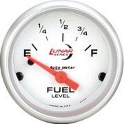 Instrumento Medir Nível Combustível (0 Ω E / 90 Ω F) Elétrico - 2 1/16