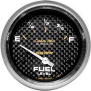 Instrumento Medir Nível Combustível GM - 0Ω E / 90Ω F - Elétrico - 2