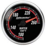 Instrumento Medir Temperatura Água 100º - 260º F - Elétrico - 2 1/16