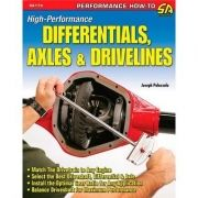 Livro High Performance Differentials, Axles & Drivelines - CAR TECH