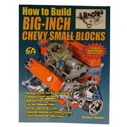 Livro How to Build Big-Inch Chevy Small Blocks