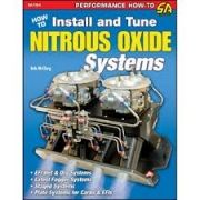 Livro How to Install and Tune Nitrous Oxide Systems