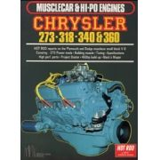 Livro Muscle & HI-PO Small Block Chrysler - CAR TECH