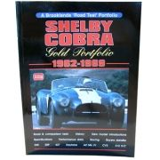 Livro Shelby Cobra Gold Portfolio - CAR TECH