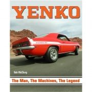 Livro Yenko, The Man, The Machines, The Legends - CAR TECH