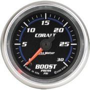 Manômetro Pressão Turbo 0 - 35 PSI - Elétrico - 2
