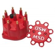 Tampa para Distribuidor MSD Pro Billet Diâmetro Menor - V8
