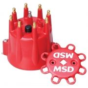 Tampa para Distribuidor MSD Pro Billet/Ready to Run - V8
