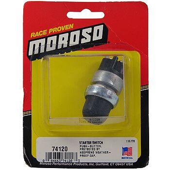 Botão Ignição / Partida - 35 Amps - MOROSO  - PRO-1 Serious Performance