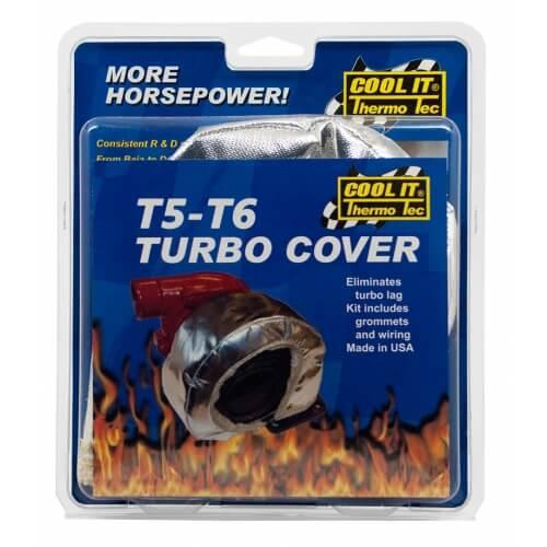 Capa Térmica para Revestimento de Turbina T5/T6 - THERMO TEC  - PRO-1 Serious Performance