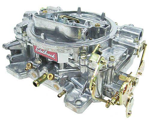 Carburador Quadrijet Edelbrock 600 cfm - Segundo Mecânico  - PRO-1 Serious Performance