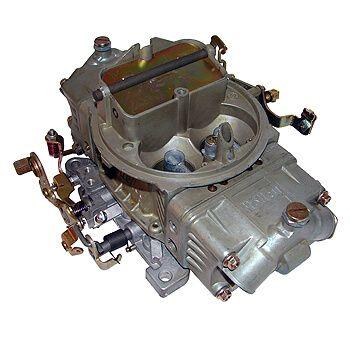 "Carburador Quadrijet Holley 600 cfm - Segundo Estágio Mecânico - ""Double Pumper""  - PRO-1 Serious Performance"