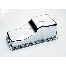 Cárter Cromado Ford Small Block V8 - MR. GASKET  - PRO-1 Serious Performance
