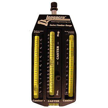 Ferramenta Medir Camber / Caster - LONGACRE  - PRO-1 Serious Performance
