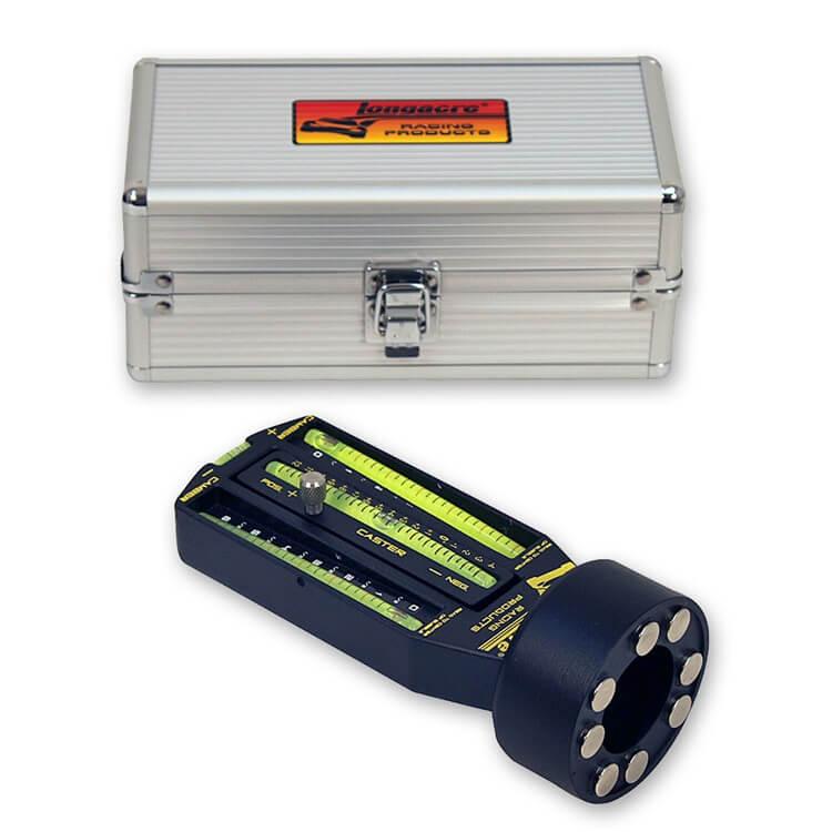 Ferramenta Medir Camber / Caster Magnético - LONGACRE  - PRO-1 Serious Performance