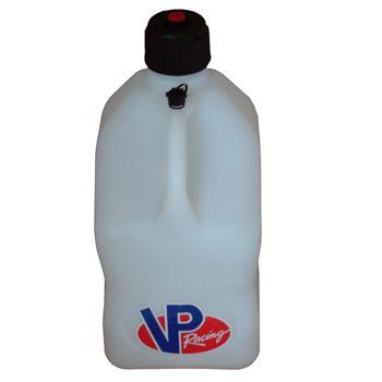 Galão Quadrado com Ventilação - White  - PRO-1 Serious Performance
