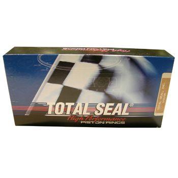"""Jogo de Anéis 3 7/8"""" + 0.65"""" 1/16 X 1/16 X 3/16 - 6 Cilindros em Linha Top Gapless - TOTAL SEAL  - PRO-1 Serious Performance"""