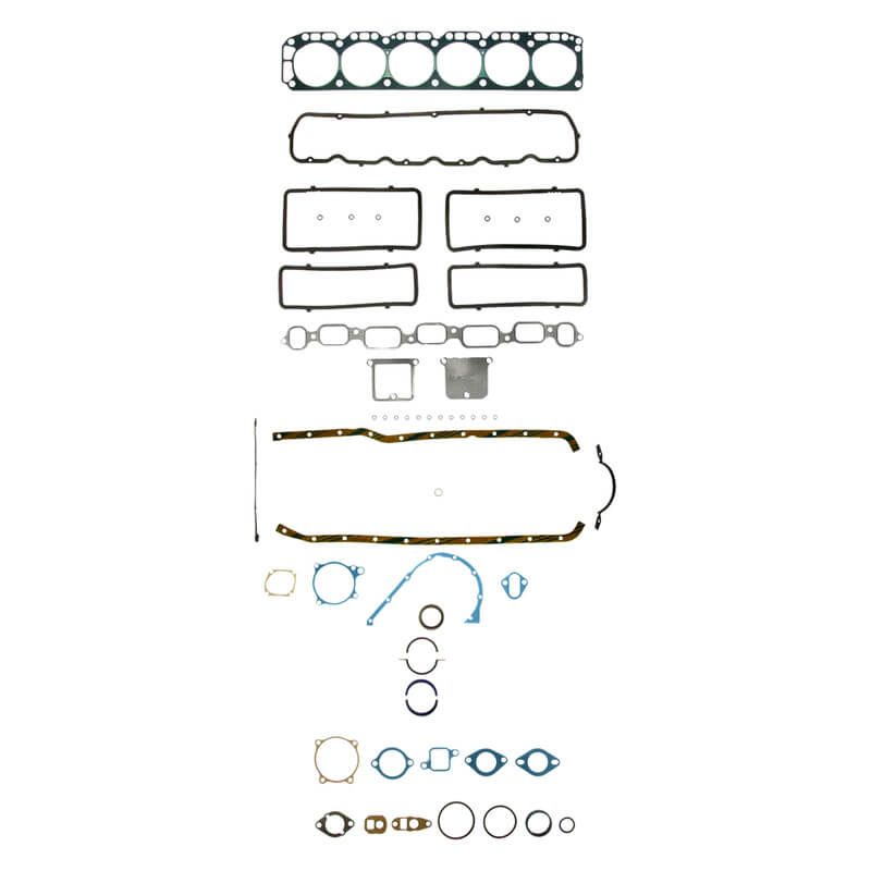 Jogo de Juntas para Chevrolet 6 Cilindros 4.1/250  - PRO-1 Serious Performance