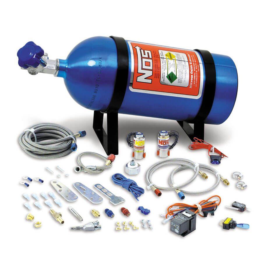 Kit Nitro com 1 Fogger para até 150hp - Powerfogger - NOS  - PRO-1 Serious Performance