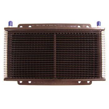 Kit Radiador de Óleo para Transmissão Automática - Preto - B&M  - PRO-1 Serious Performance