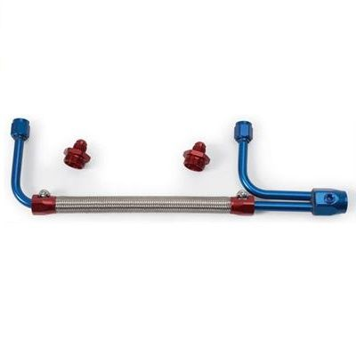 Linha de Combustível Ajustável para Quadrijet Holley 4150 - EDELBROCK  - PRO-1 Serious Performance