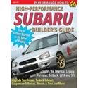 Livro High Performance Subaru Builders Guide - CAR TECH  - PRO-1 Serious Performance