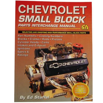 Livro How to Build Big-Inch Ford Small Blocks - CAR TECH  - PRO-1 Serious Performance