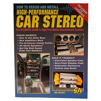 Livro How to Design & Install Car Stereo - CAR TECH  - PRO-1 Serious Performance