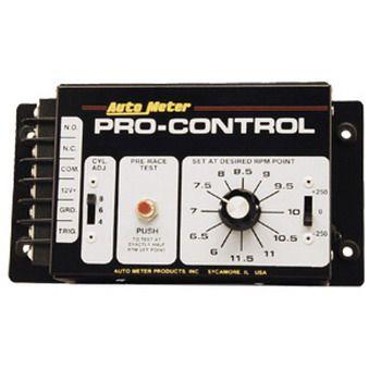 Módulo PRO-CONTROL para Corte de Giro / Shift-Lite / Air-Shifter - AUTO METER  - PRO-1 Serious Performance