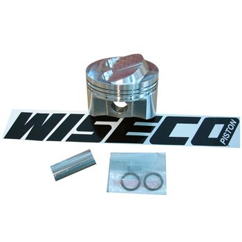 Pistão Forjado .060 Ford Small Block Dome com Pinos e Travas - Un. - WISECO  - PRO-1 Serious Performance
