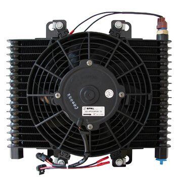 Radiador de Óleo com Ventoinha 500 CFM - Preto  - PRO-1 Serious Performance