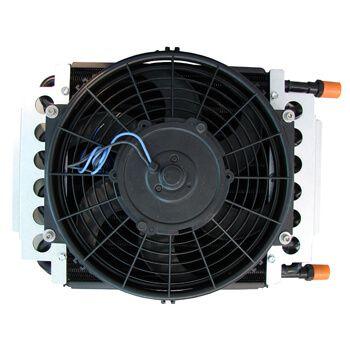 Radiador de Óleo com Ventoinha de 650 cfm - Grande  - PRO-1 Serious Performance