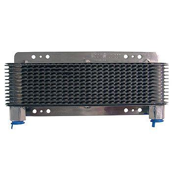 Radiador de Óleo Pequeno - Polido - B&M  - PRO-1 Serious Performance