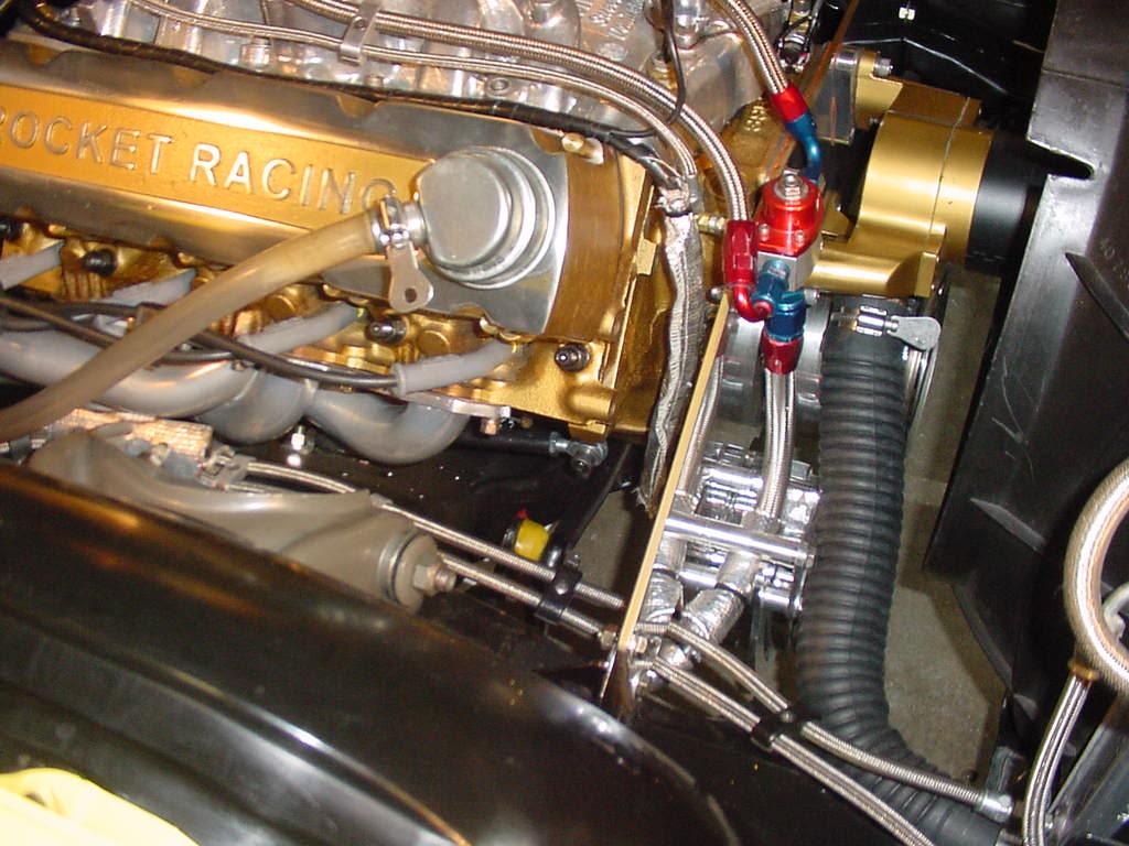 Tinta Spray Para Motor Ouro 288°C - VHT  - PRO-1 Serious Performance