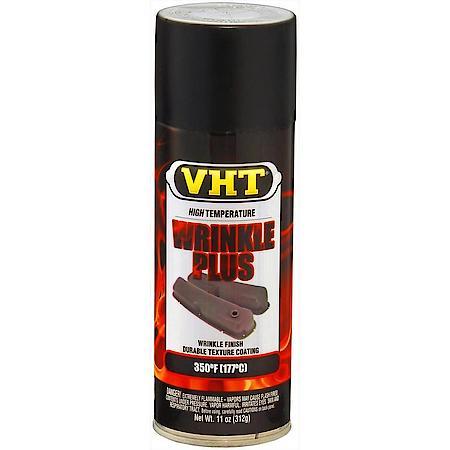 Tinta Spray Wrinkle Texturizada Preto 180°C  - PRO-1 Serious Performance