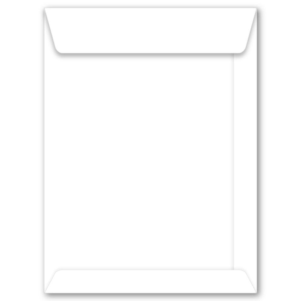 Envelope Saco | 18,5x24,8cm | Sulfite 90g | Impressão Colorida Frente (Fechado)