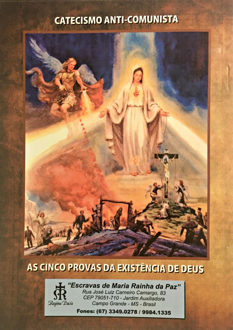 Doutrina Cristã - Monsenhor Francisco Pascucci
