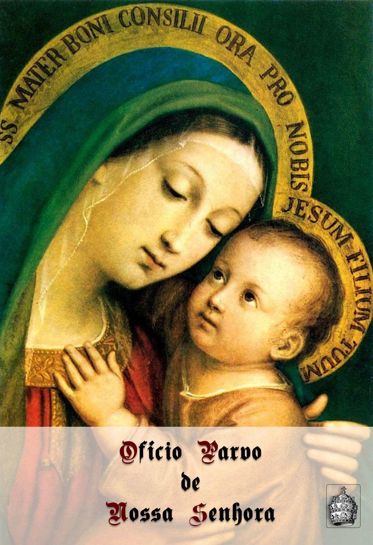 Ofício Parvo de Nossa Senhora  - Livraria Santa Cruz