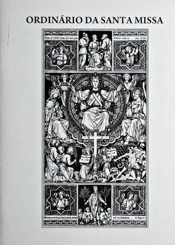 Ordinário da Santa Missa  - Livraria Santa Cruz