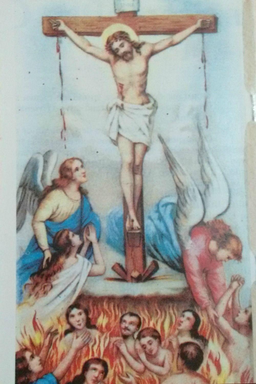 Sufrágio - Orações e novenas para sufragar as almas do purgatório  - Livraria Santa Cruz