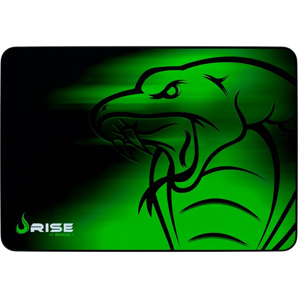 Mousepad Gamer Rise Mode Snake  - Loja Rise Mode